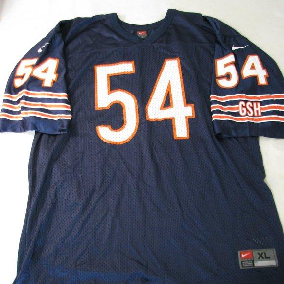 Nike NFL Chicago Bears Brian Urlacher Jersey